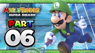 Mario Tennis: Ultra Smash - Part 06 | Classic Doubles (4-player)
