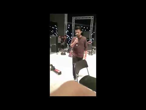 Atif Aslam Live At Doha (17/11/17)