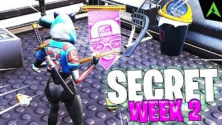 THE LAB IS * SECRET LOCATION * FOR WEEK 2 IN FORTNITE!