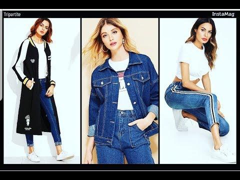 хорошая одежда с  сайта SHEIN- кроссы, кардиган ,свитер ,куртка, джинсы