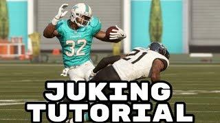 Madden 19 Tutorial :  How to Juke | Tips | Madden 19 Ultimate Team