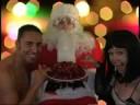 """Fat Santa"" Long Version Video by singer/songwriter Athena Marie - www.myspace.com/athenamariemusic"