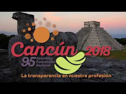 95 Asamblea Convención Nacional IMCP Cancún 2018