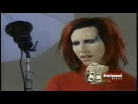 Marilyn Manson: CNN Entertainment Weekly (1998)