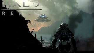 Halo: Reach Campaign Funny Moments - ONI: Sword Base, Vehicle Slaughter, and Warthog Chaos!