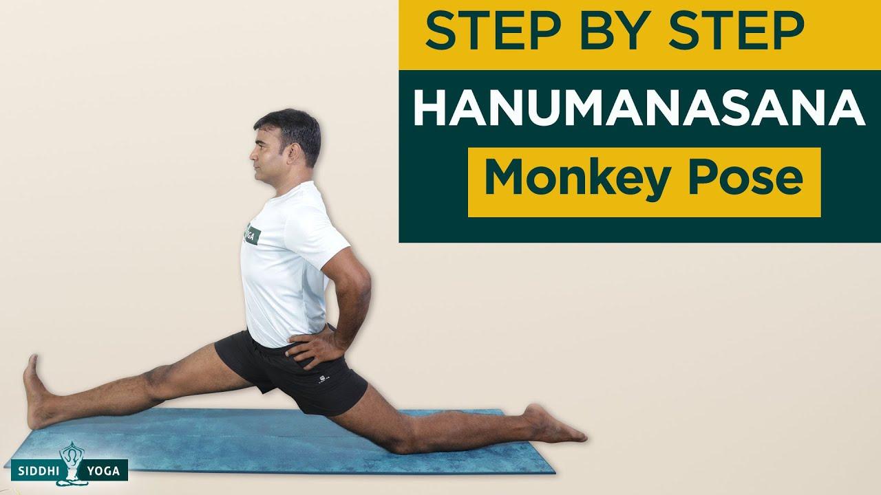 Hanumanasana Contraindicaciones