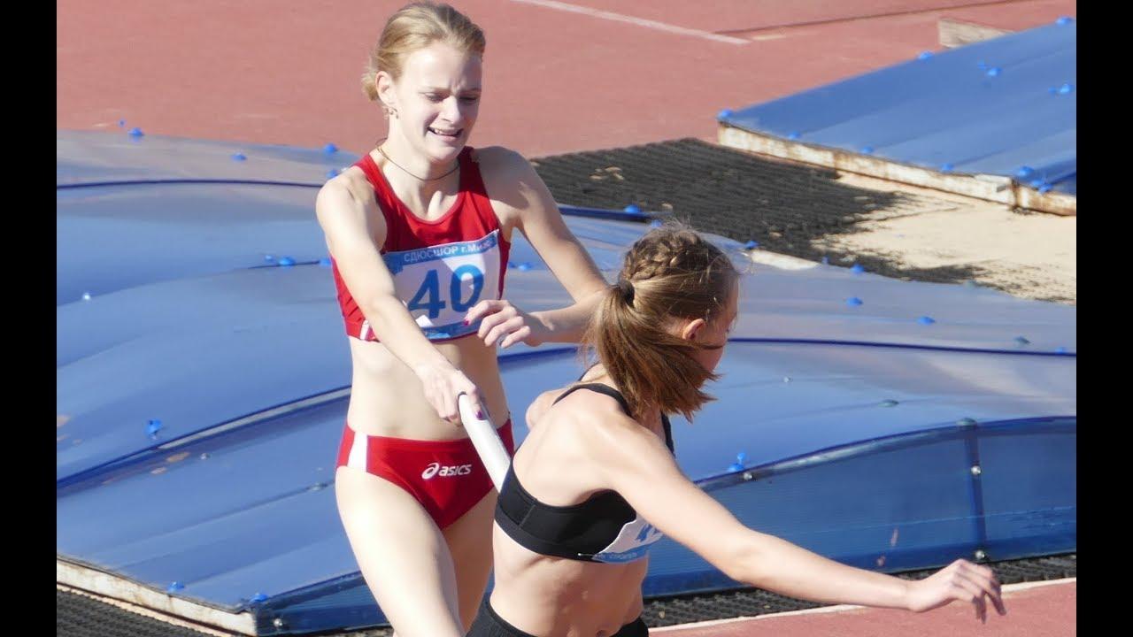 Runners Russia - relay race Chelyabinsk 2018