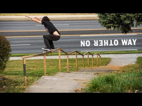 "Vans ""No Other Way"" skateboarding Video"