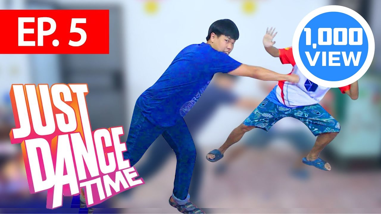 ⭐Just Dance Time⭐ EP.5 The Final Countdown - Europe (ไทย)(Just Dance Now)(Thai) feat.Tcob CH.
