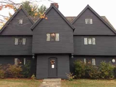 Inside the Salem Witch House