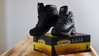 Высокие ботинки на шнуровке 12801D90. Обзор модели. Зима 2019-2020