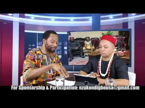 Prof. Umez Interview (in Igbo): A Lesson in Leadership  - Full Version