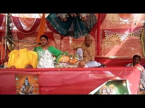 Hema Shastri Bhagwat katha in mainpuri  4