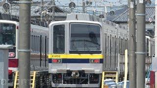 【東武20400系 9編成目 21432F 新栃木配属】東武宇都宮線 8000系は元々8編成。残り1編成 81105Fはいつ運用離脱してもおかしくない状況。