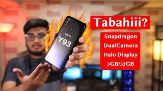 Vivo Y93 Unboxing And Hand 39 s On Review