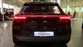 Выбрал Porsche Cayenne | Новый Порше Кайен Модель 2022 | Городской Off-road 4x4 | Обзор...