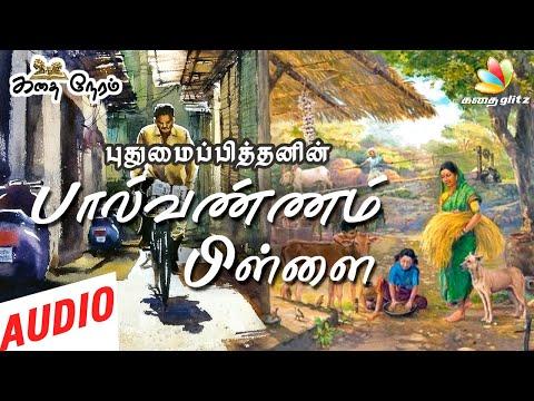 பால்வண்ணம் பிள்ளை | Palvannam Pillai | Pudhumaipithan Tamil Stories - Kathai Neram | Kadhai Glitz