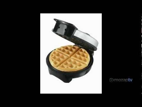 Oster Belgian Waffle Maker Youtube