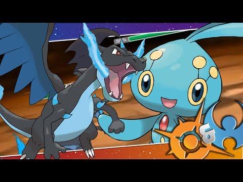 ¡MANAPHY w/DANZA LLUVIA Z! Pokémon Sol y Luna OU: Showdown Live