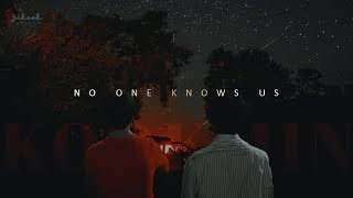 Jikook/Kookmin • No One Knows Us ☘