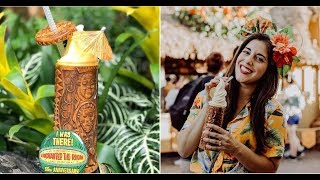 Disneyland Visitors Are Waiting in Really Long Lines For This Tiki Cup        Worth It