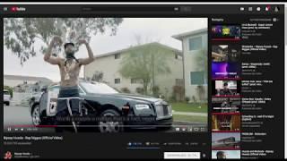 Nipsey Hussle został zastrzelony w Los Angeles - Nagranie Z Kamery & Nowości ERIPE, LX & Maxwell