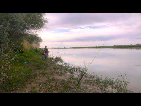рыбалка на диких берегах, открытие рыбалки 2020 река Или