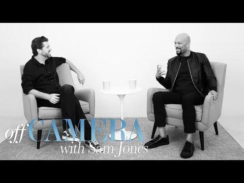 Off Camera with Sam Jones — Featuring Common