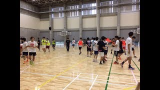 駒澤大学ハンドボール部 2017年7月30日 東洋大学戦