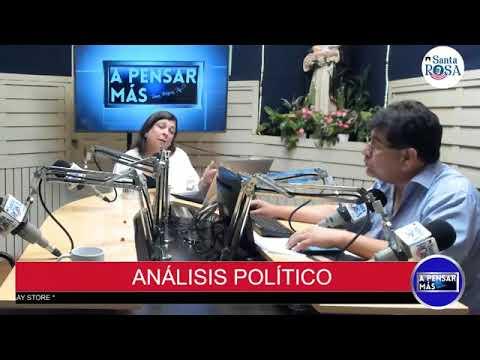 'A PENSAR MÁS CON ROSA MARÍA PALACIOS' 08-02-2019