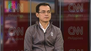 'The Source' speaks to Isko Moreno