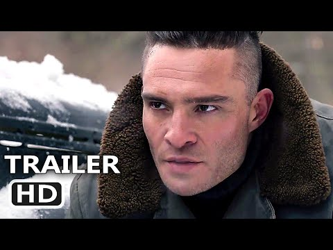 ENEMY LINES Trailer (2020) Ed Westwick, Action Movie