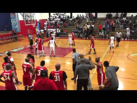 Kendall Gill Mclegend Game winner