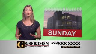 Rear-Ended on the Weekend? | Gordon McKernan Injury Attorneys
