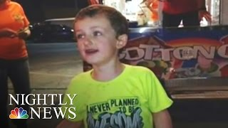 Officers Say They Acted In Self-Defense During Shooting That Killed Autistic Boy   NBC Nightly News