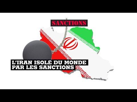 Iran : entrée en vigueur des sanctions américaines