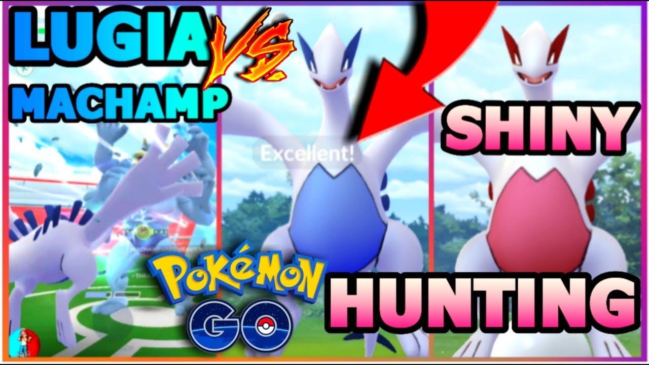how to catch lugia pokemon go