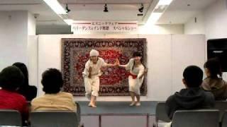 2011年4月25日 @エスニックフェア in 沼津 『ベリーダンス&インド舞踏...