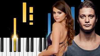 Kygo & Selena Gomez- It Ain't Me - Piano Tutorial