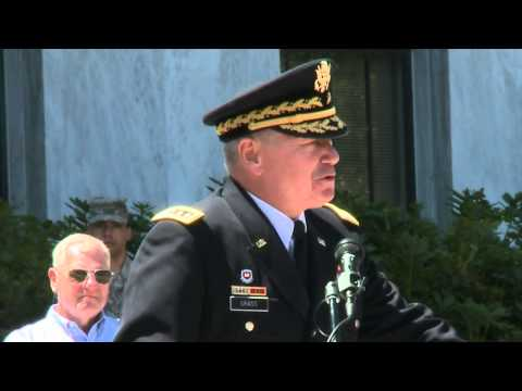 Chief of National Guard Bureau Bids Farewell to Oregon