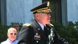 Chief of National Guard Bureau Bids Farewell to Oregon