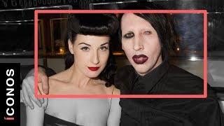 """""""Perdoné a Marilyn Manson para salvarle la vida"""""""