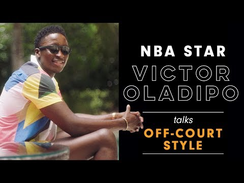 How Victor Oladipo Became an NBA Style Icon
