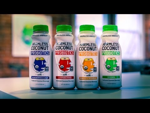 Harmless Harvest CEO Discusses New Probiotic Drinks, Innovative Pipeline