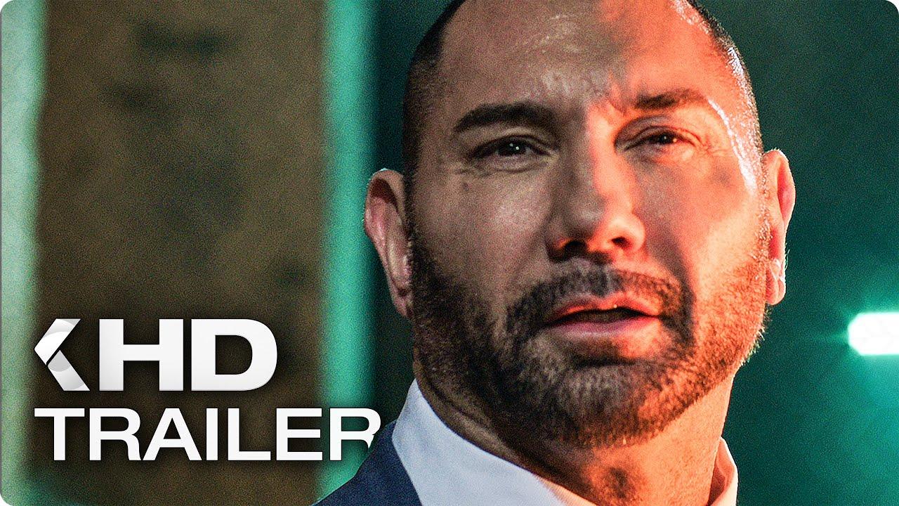 MY SPY Trailer (2020)