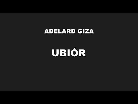 UBIÓR - Abelard Giza