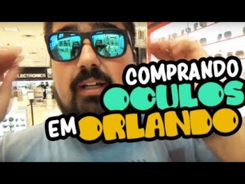 22a65278b5 COMPRANDO ÓCULOS em ORLANDO - YouTube