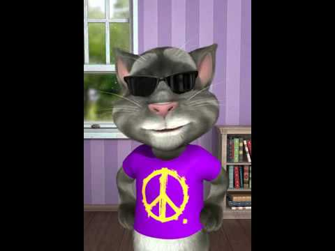 Talking tom  very funny video