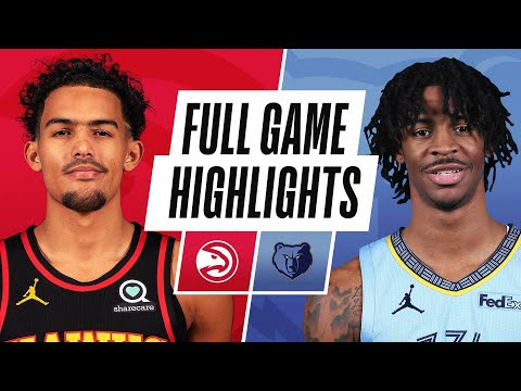 HAWKS at GRIZZLIES | FULL GAME HIGHLIGHTS | December 26, 2020
