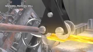 Технология производства труб стальных бесшовных горячедеформированных(, 2015-08-10T17:15:32.000Z)